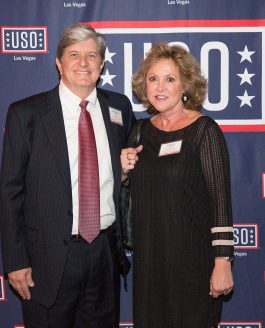 Volunteer Appreciation & Awards Dinner Photography: USO Las Vegas