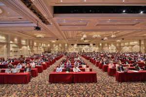 Conference Photographers in Las Vegas - Restaurant Finance & Development Conference
