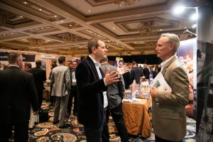 Conference Photography in Las Vegas - Restaurant Finance & Development Conference