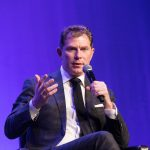 Bobby Flay at Restaurant Finance Development Conference